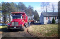 Residential Asphalt Paving Central VA - Projects